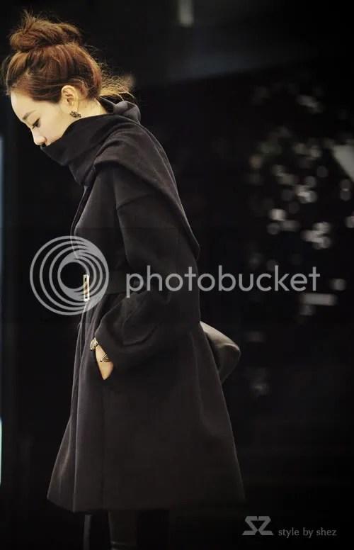 เสื้อโค้ทเกาหลี sz