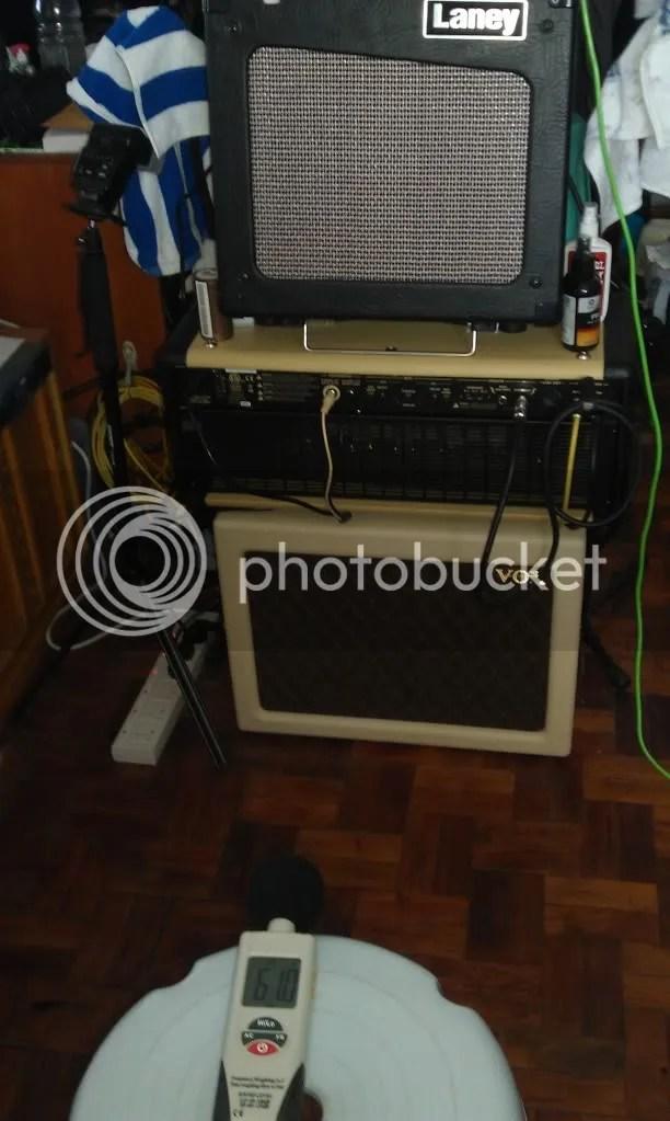Vox AC4TV Guitar Amplifier Head Review | itlookwhat