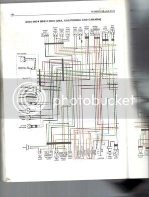 K5K6  Gauge wiring diagram or gear indicator circuit