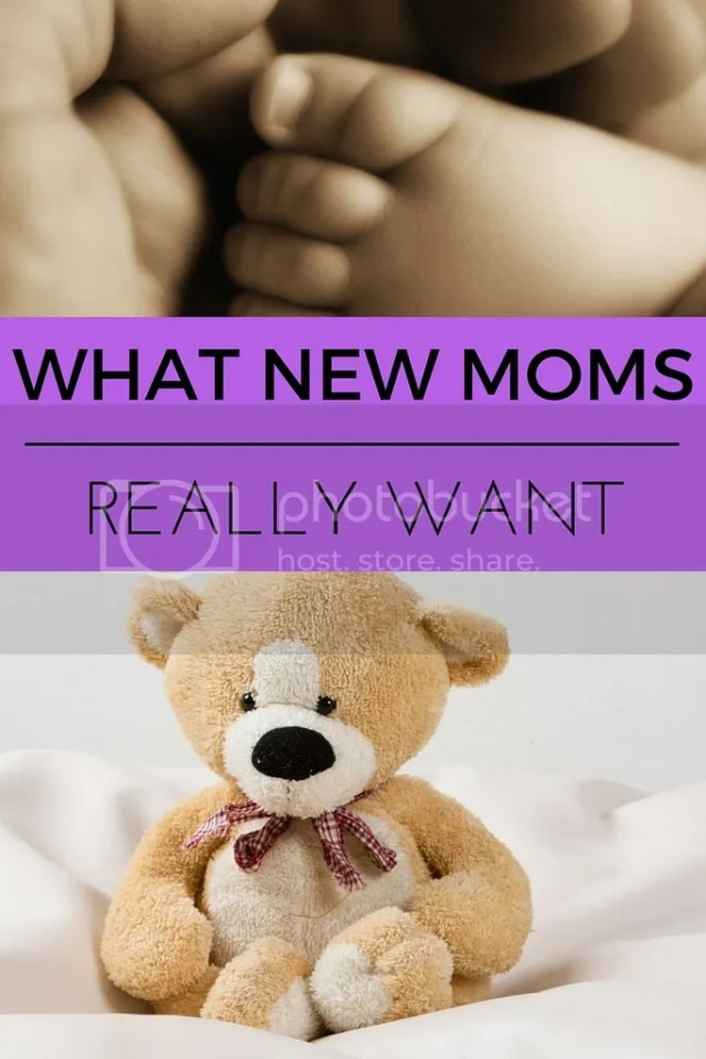 What New Moms Really Want