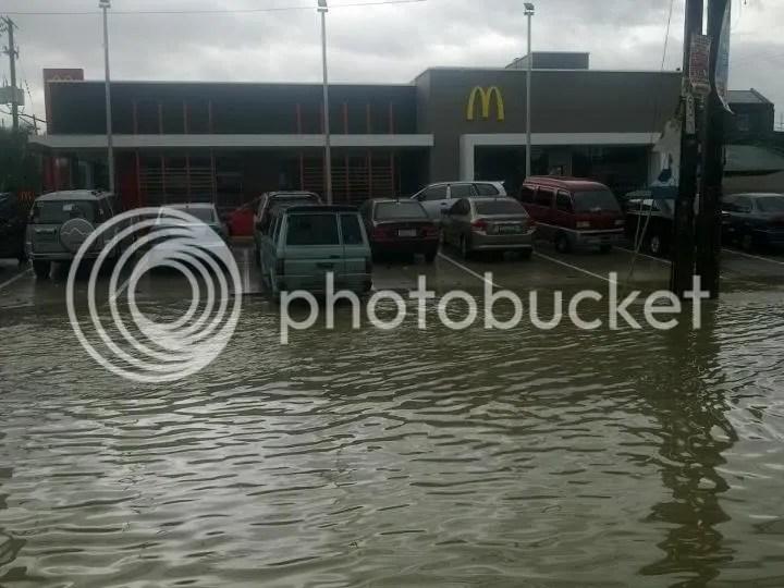 Flooded Metro