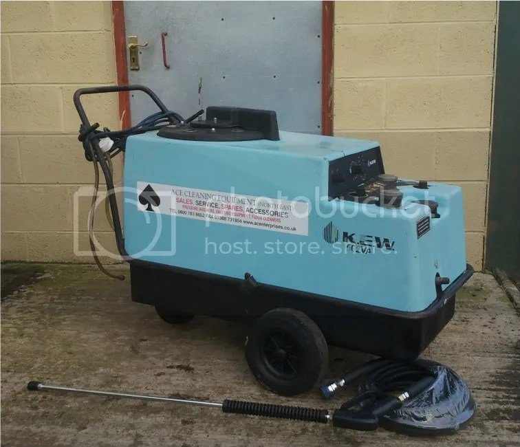 Kew Pressure Washer Manual Sweet Puff
