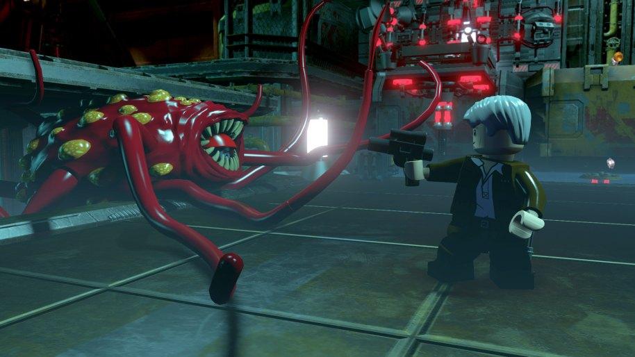 LEGO SW El Despertar de la Fuerza PS4