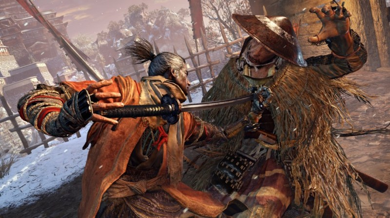 Sekiro Shadows Die Twice Xbox One