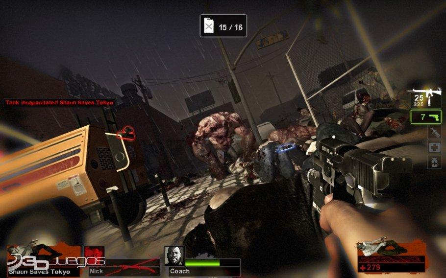 Left 4 Dead 2 The Passing Juego PC 3DJuegos