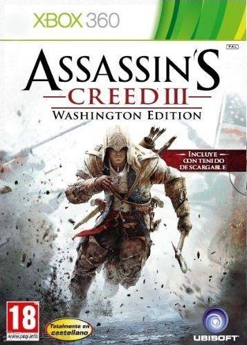 Assassins Creed 3 Washington Edition Para Xbox 360