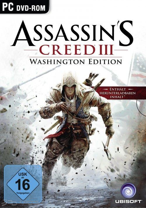 Assassins Creed 3 Washington Edition Para PC 3DJuegos
