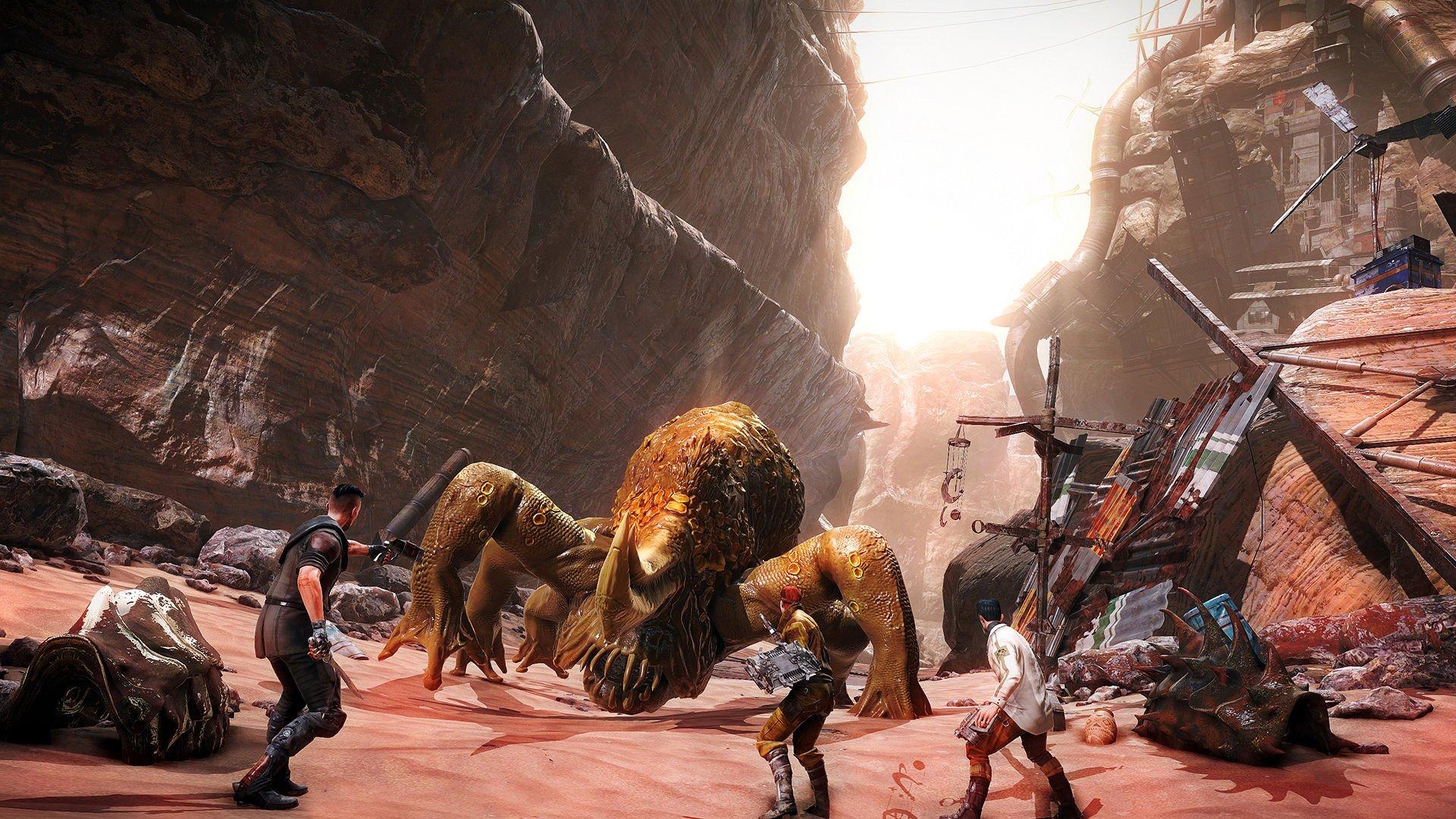 Imgenes De The Technomancer Para Xbox One 3DJuegos