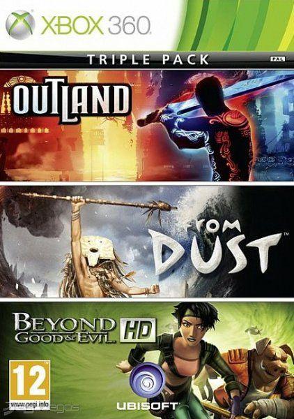 Triple Pack Ubisoft Para Xbox 360 3DJuegos