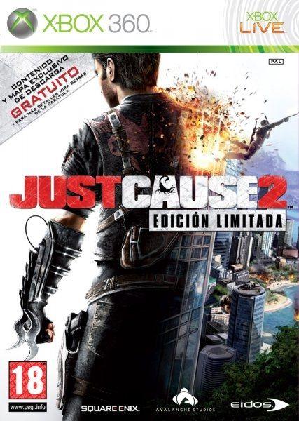 Just Cause 2 Para Xbox 360 3DJuegos