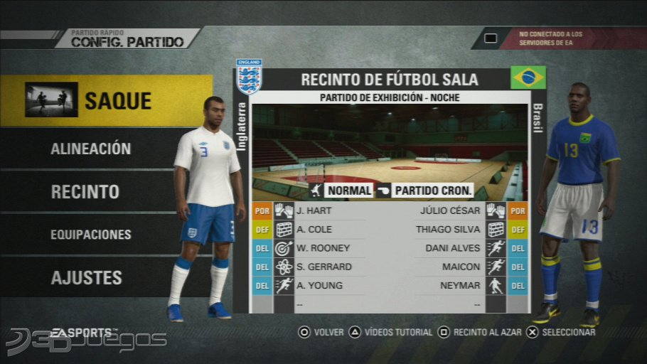 FIFA Street Para Xbox 360 3DJuegos