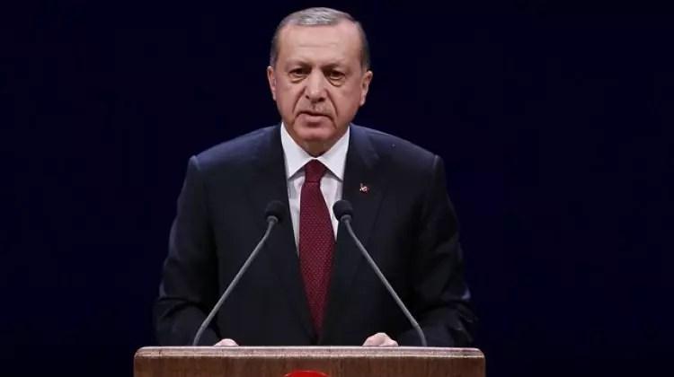 Erdoğan'dan şehit Tuğgeneral'in ailesine taziye telefonu 1