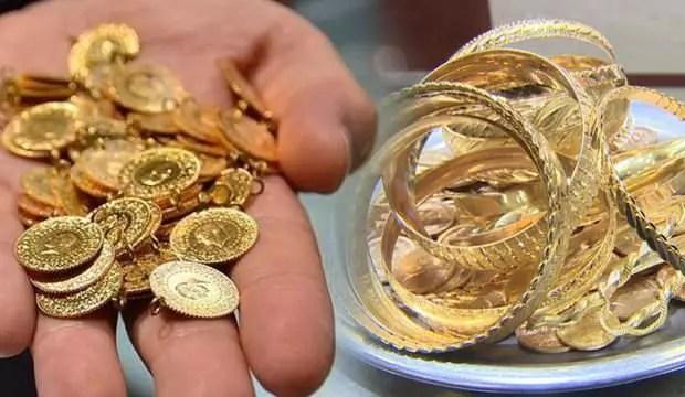 14 Ağustos Altın fiyatları inişli çıkışlı | Gram Altın Çeyrek Altın bilezik alış satış fiyatı 1