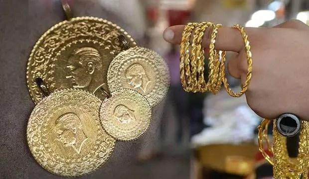 14 Ağustos Altın fiyatları tekrar yükseliyor Gram Altın Çeyrek Altın bilezik alış satış fiyatı 1