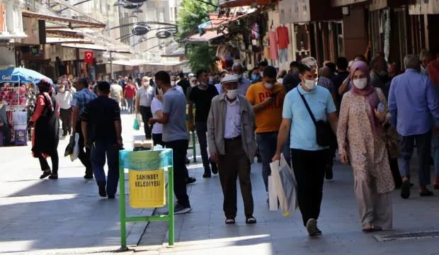 Gaziantep'te her türlü toplu aktiflik yasaklandı 1