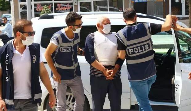 43 santimlik kamayla üvey yeğenini öldüren kişi tutuklandı 1