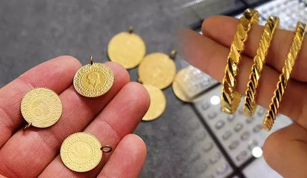 19 Ağustos Altın fiyatları gün içinde dalgalanıyor|Gram Altın Çeyrek Altın alış satış fiyatı 1