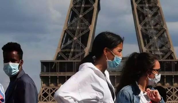 Fransa'da koronavirüs kabusu büyüyor: Meyyit sayısı açıklandı 1