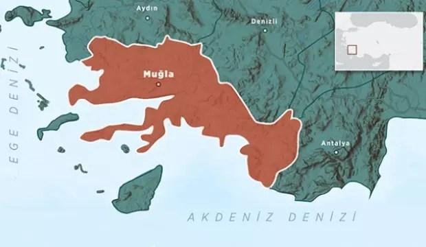 Akdeniz'de 4,2 büyüklüğünde zelzele 1