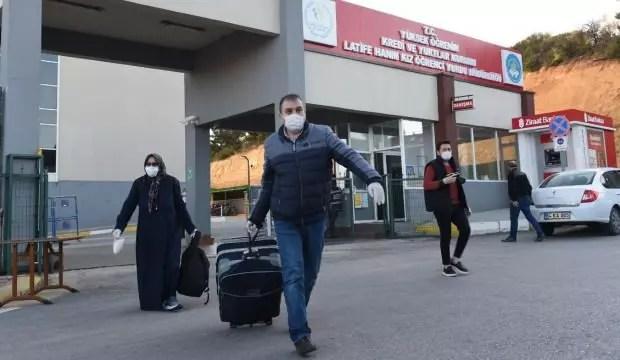 Kayseri'de karantinayı ihlal edenler yurtlara yerleştirilecek 1