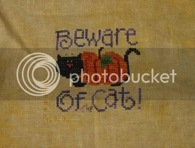 WIP Beware of CAT