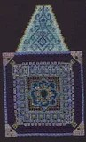 Persian Iris Garden - Chatelaine Designs
