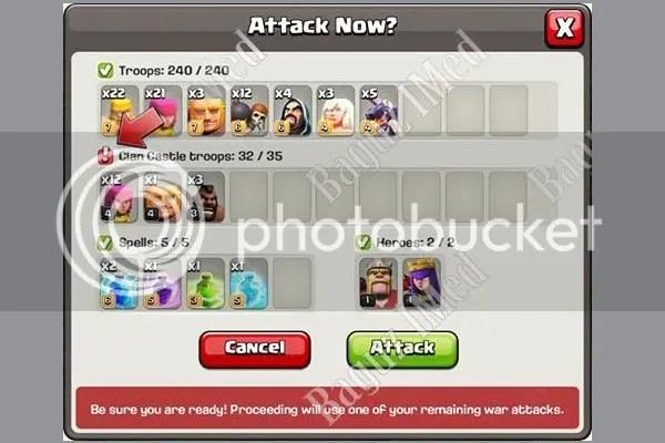 Fitur Terbaru Clash of Clans version 765