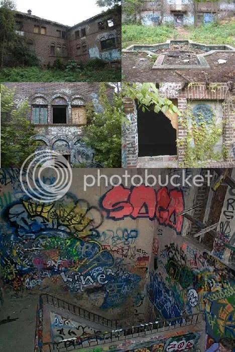 Web Urbanist abandoned building