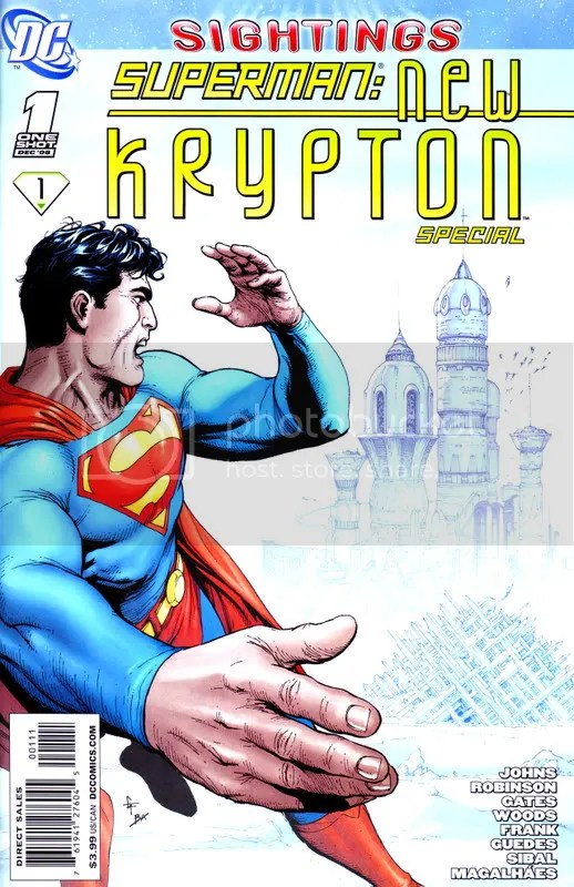 NEW KRYPTON SPECIAL #1