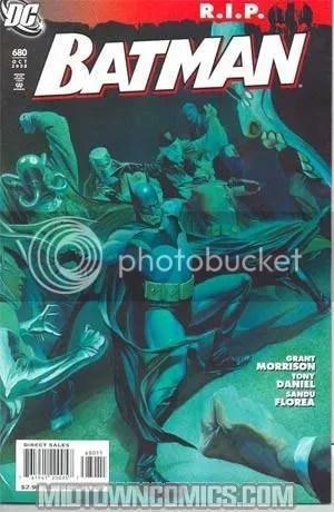 BATMAN #680
