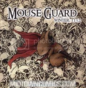 MOUSEGUARD #