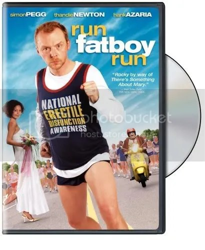RUN, FAT BOY, RUN 9/23