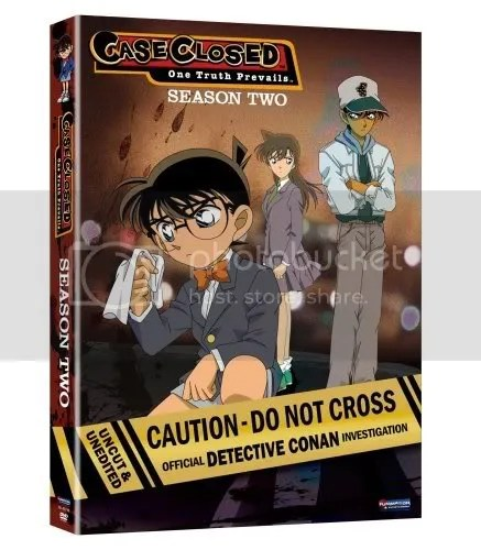 CASE CLOSED season 2 9/30