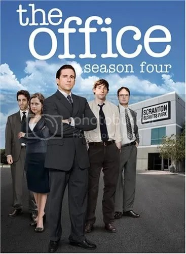 THE OFFICE season 4 9/2
