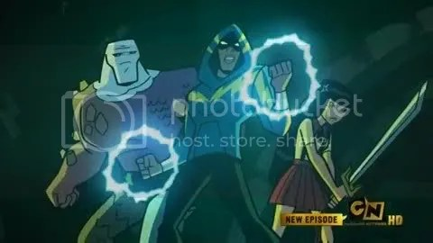 METAMORPHO, BLACK LIGHTNING, KITANNA