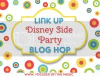 Show Your Disney Side Party Blog Hop - Focused On The Magic