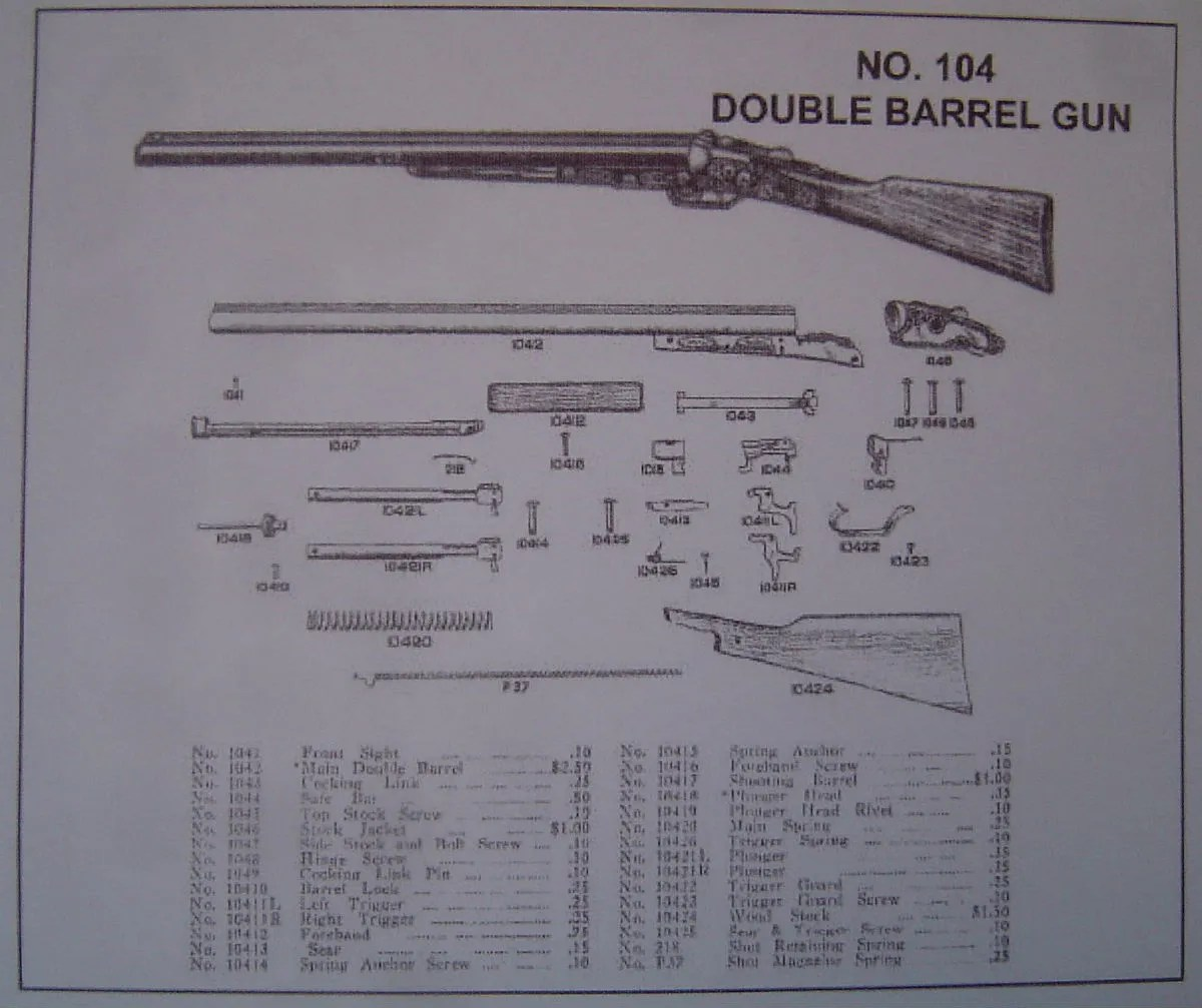 Shotgun Shell Firing Sequence Diagram