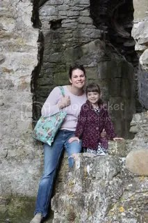 Sam and I at Easby Abbey