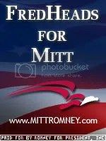 Fred Heads for Romney