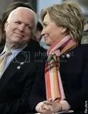 McCain & Clinton