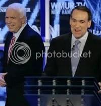 McCain & Huckabee