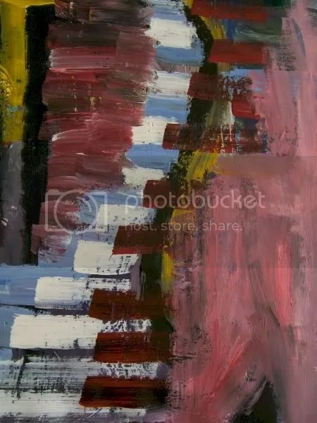 Modern Acrylic Abstract painting