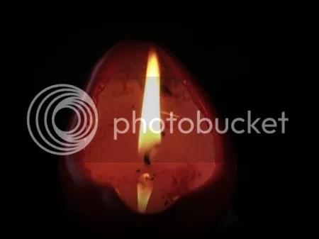 Candle shape