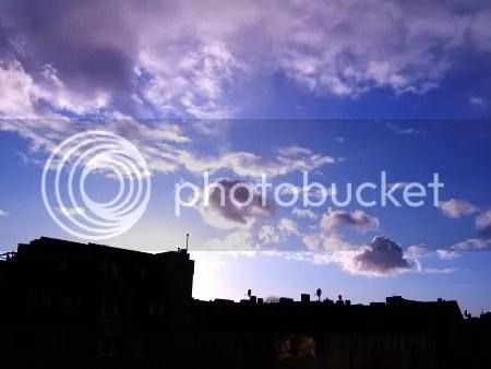 Sky of Indigo