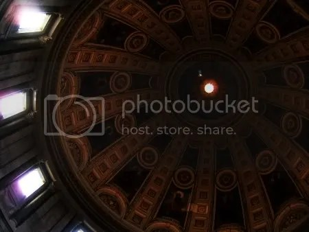 Twilight Church Dome