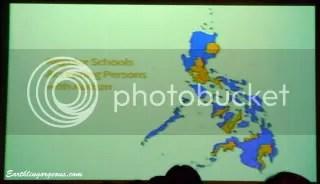 Scope of Autism Interventions (Philippines)