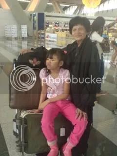 Tasha and Mom