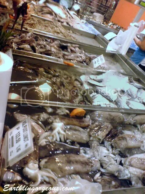 Not So Fishy Fish Market at SM Fairview
