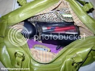 Peek inside my purse