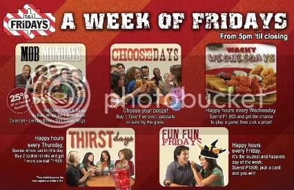A Week Of Fridays